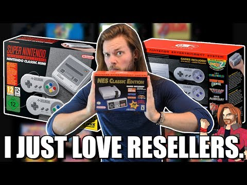 Why I'm Probably NOT Buying Nintendo's Classic Mini SNES
