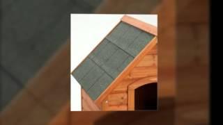 A-frame Dog Houses