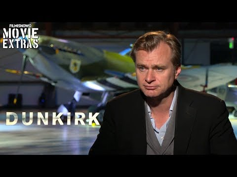 Dunkirk (2017) Christopher Nolan talks...