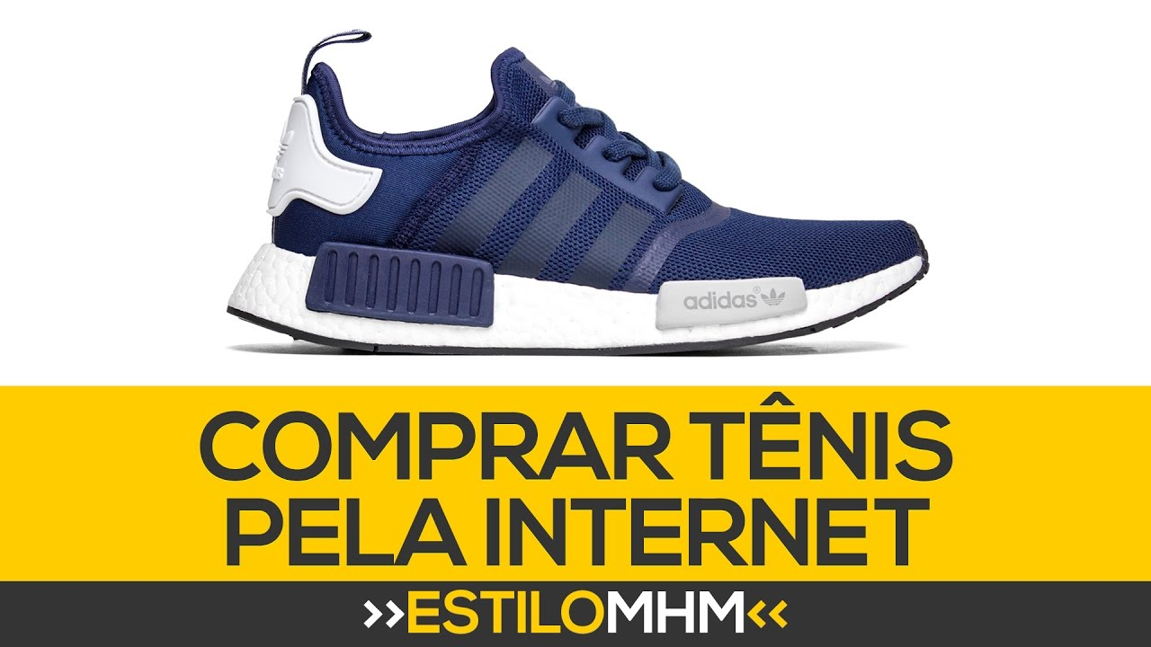 0a636b38eb5 👟 As melhores lojas para comprar tênis pela internet 👟 - YouTube