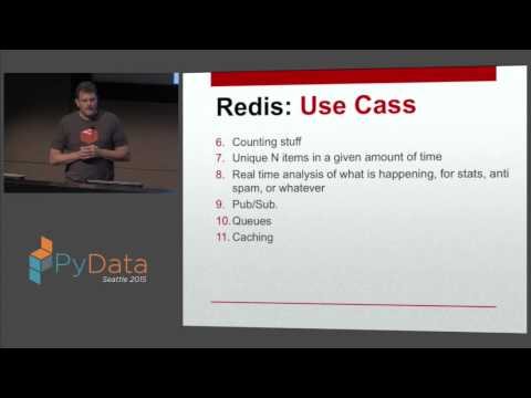 Dave Nielsen: Top 5 uses of Redis as a Database