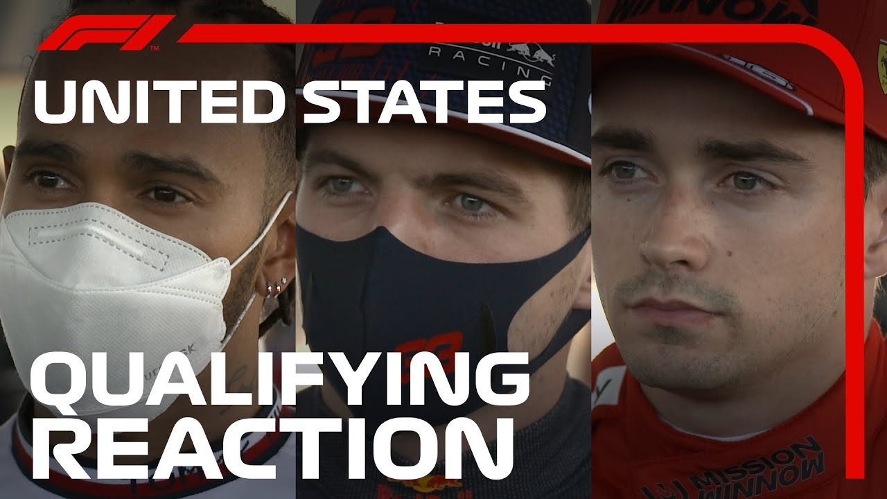 Download Drivers React After Qualifying | 2021 United States Grand Prix
