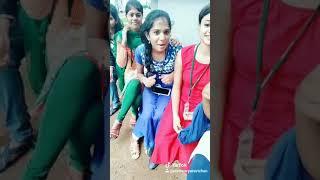 டிக் டிக் யாரது.... திருடன் #Cute girls cute expressions 😍😍 #Tamil #Dubsmash