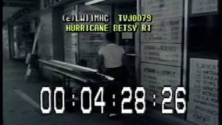 Hurricane Betsy 1965 Part-1, Greater Miami Gets Ready!