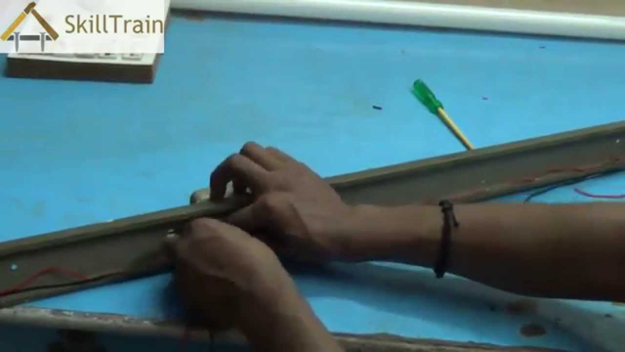 Learning to replace the Wiring of a Tube-Light (Hindi) (हिन्दी ...