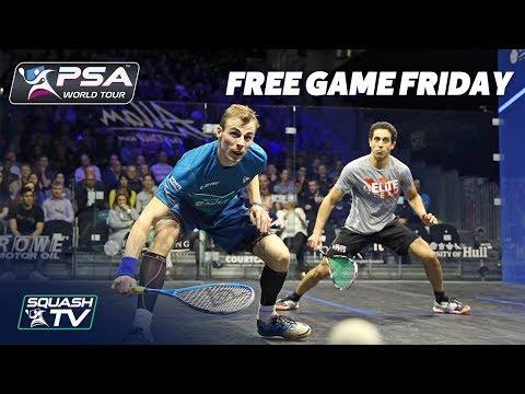 Squash: Matthew v Momen - Free Game Friday - British Open 2017