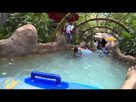 Adventure Cove at the Resort World Sentosa Waterpark