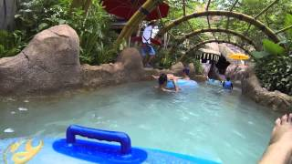 Adventure Cove at the Resort World Sentosa Waterpark