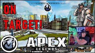 VISS IS ON TARGET! APEX LEGENDS SEASON 3