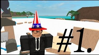 [ROBLOX] LT2 - Ep.1 - Finishing the Baseplate - Lumber Tycoon 2