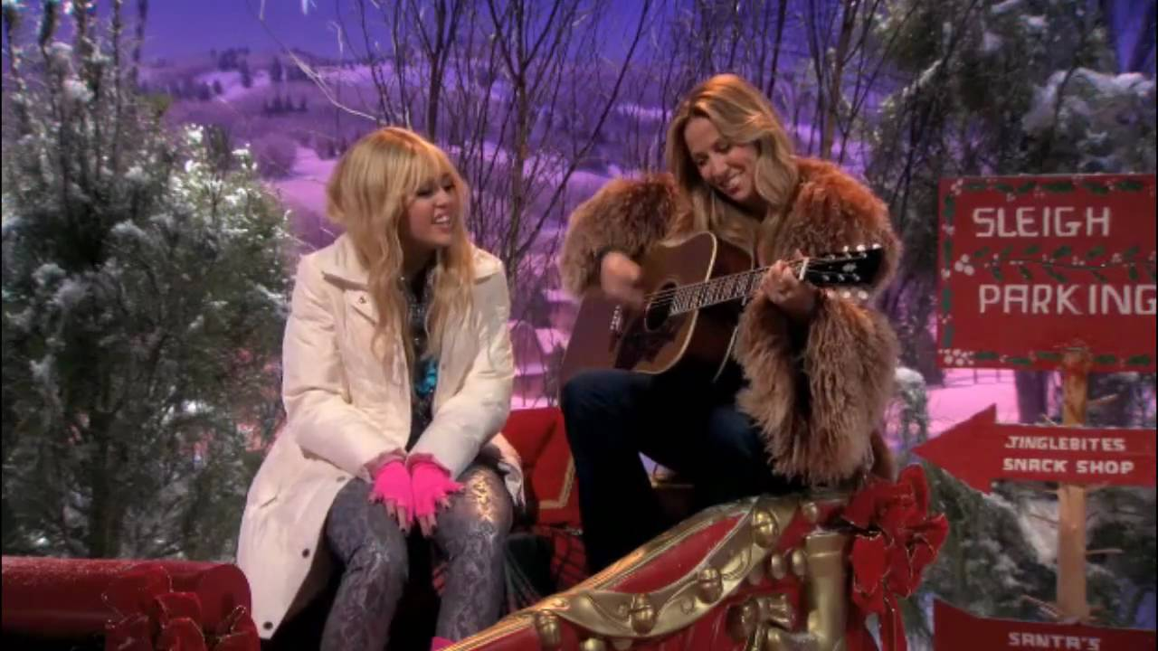 Hannah Montana Forever - Need A Little Love (Feat. Sheryl Crow) - Clip 2 [HD]