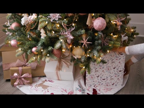 CANVAS Christmas Decoration Ideas 2018