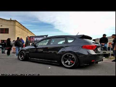 Subaru Impreza Hatchback Custom Youtube