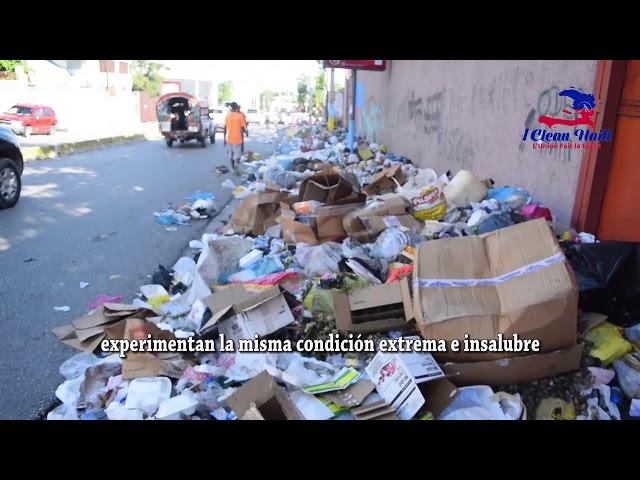 I Clean Haiti documental