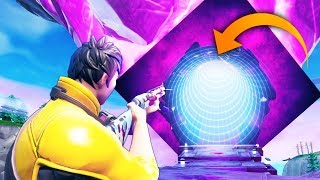 ENTER Inside THE CUBE!! | Fortnite Funny and Best Moments Ep.588