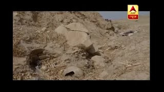 The actual spot in Iraq's Mosul where 39 Indians were buried after being killed by ISIS mi