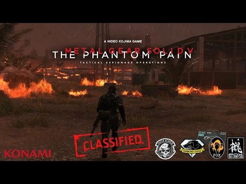 MGSV TPP - Episode 20: VOICES ''Defeat The Man On Fire By Mother Nature'' (No Traces) S Rank