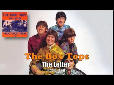The Box Tops The Letter Karaoke
