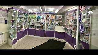 Проект для аптеки