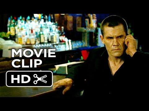 Oldboy Movie CLIP - Last Call For Alcohol (2013) - Josh Brolin Movie HD