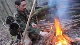 Spring Equinox Wildcamp With MCQ Bushcraft