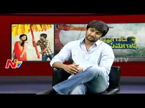 Nani About Director Hanu Raghavapudi - Special Interview - NTV