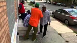 The Struggle Of Black Men In Baltimore