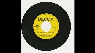Jive Fyve - You Showed Me The Light Of Love - Decca 32671
