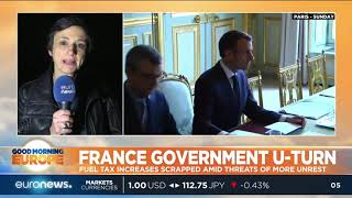 France fuel tax increases scrapped amid threats of more unrest | #GME