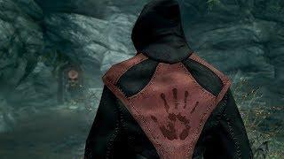 Skyrim СУПЕР ЛЕГЕНДАРНАЯ СЛОЖНОСТЬ, ВЫЖИВАНИЕ, ПРОЗРАЧНЫЙ HUD #74 Тёмное Братство