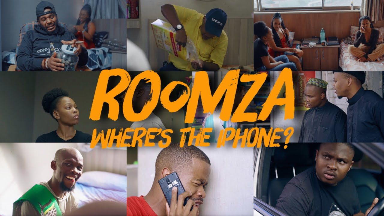 Download ROOMZA S3 - Ep 3 Where's The iPhone?