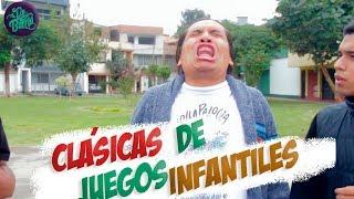 CLÁSICAS DE JUEGOS INFANTILES 2019 | DeBarrio