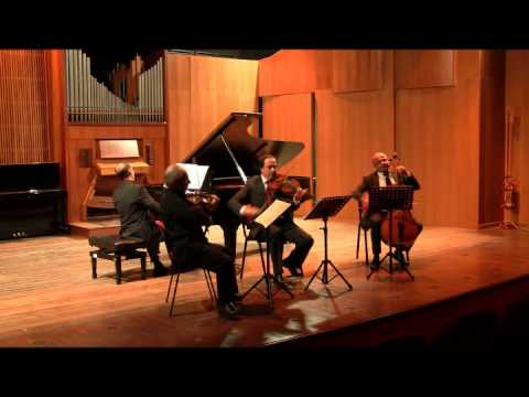Nestor eidler en concierto con pietro meldolesi massimo for Magri arreda pescara