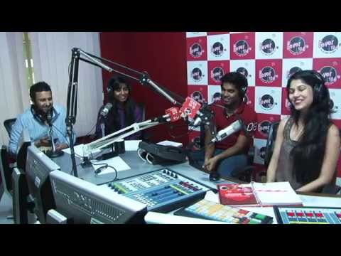 Meherbaan Unplugged : Bang Bang @ Fever 104 FM Studios.