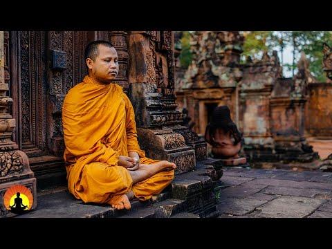 Tibetan Meditation Music, Healing Music, Relaxing Music, Chakra, Sleep, Relax, Yoga, Study,☯3615