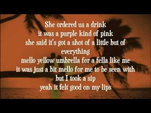 Felt Good On My Lips by Tim McGraw with lyrics