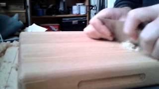 Cabinet Scraper / Card Scraper For Beginners
