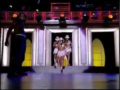 Destiny's Child - Bootylicious (Live at Michael Jackson 30th Anniversary Celebration)