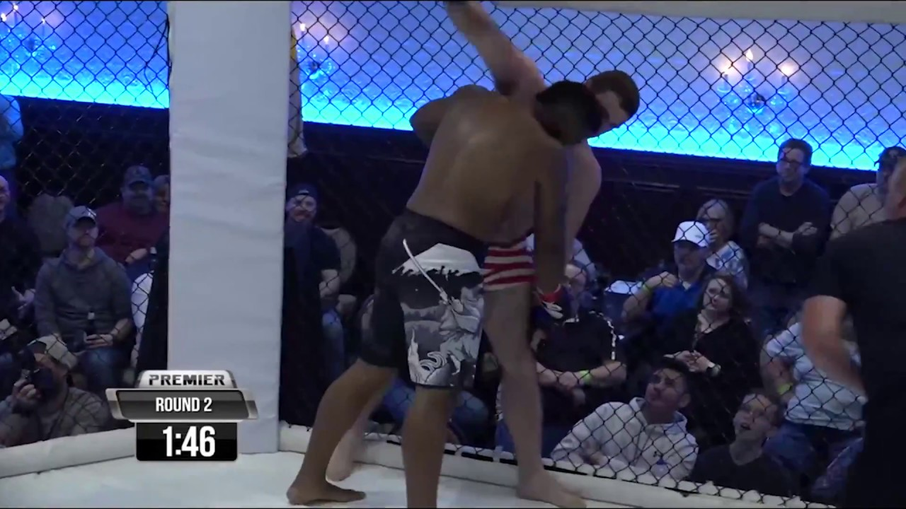 Premier MMA Championship 1-2 Highlights