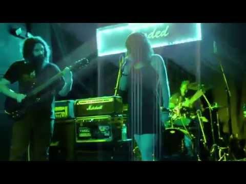"earthsleep ""Slashes"" live at Loaded 5.22.15"