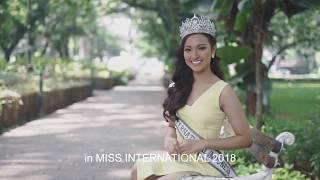 Miss International Indonesia 2018 - Vania F Herlambang