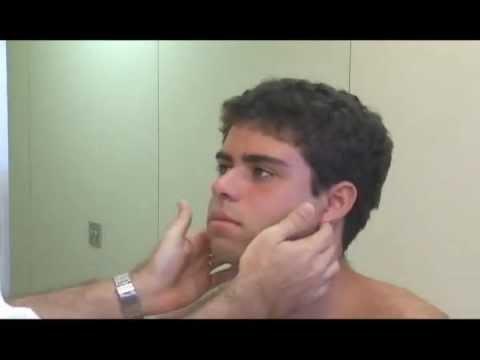Exame da cabeca