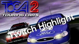Toca Touring Cars 2 - Fighting Through the Field