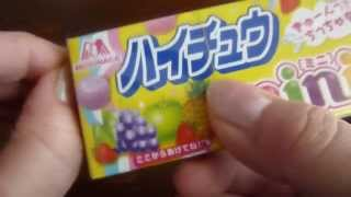 ASMR Sound Triggers - Relaxing Eating Sounds HD (asian candies…