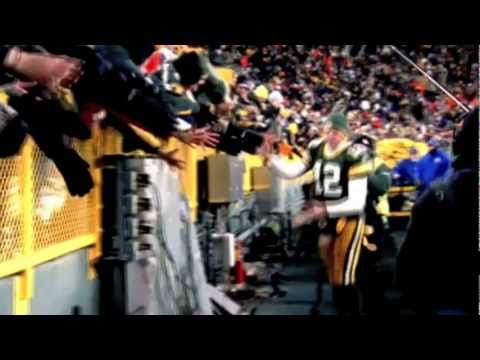 aaron rodgers fist pump part 2 youtube