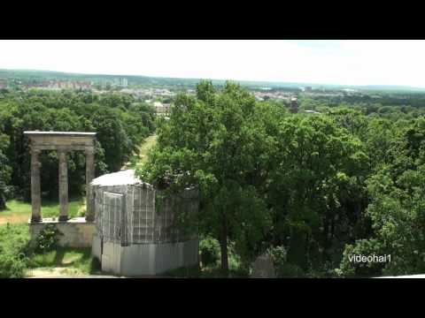 Potsdam Sans souci der  Ruinenberg.