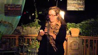 Sophia @ Open Mic Nite Modesto California 06-16-13 Vid 23