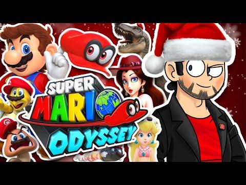 Super Mario Odyssey - Marc Lovallo