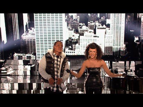 Agnieszka Twardowska i Marcin Rogacewicz jako Alicia Keys& Jay Z - Twoja Twarz Brzmi Znajomo