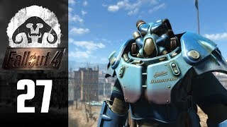 FALLOUT 4 (Chapter 5) #27 : Old people are kind of scarey